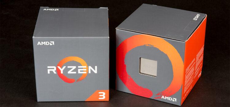 Nieoficjalne ceny procesorów AMD Ryzen 3 1200 i 1300X