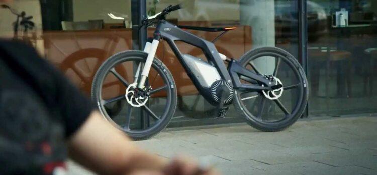 BMW pokazał elektryczny rower