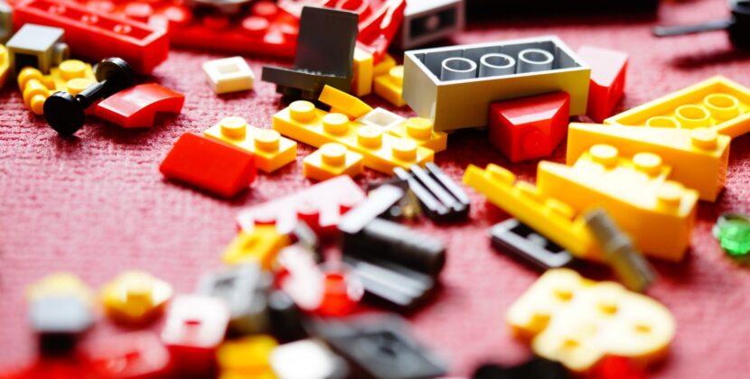 Czerwona Twierdza ze 125 tysięcy klocków LEGO