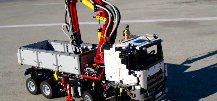 LEGO Technic ma 40 lat – historia serii