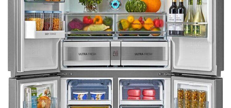 To nie lodówka, to opiekunka dla żywności. Czym zaskakuje Toshiba GR-RF532WE?
