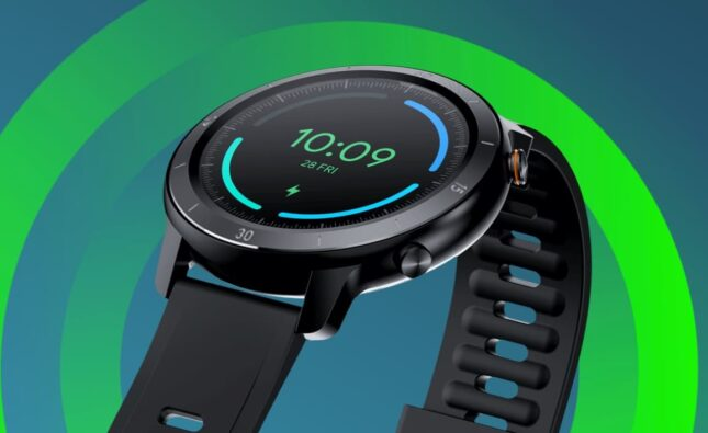 TicWatch GTX to przystępny smartwatch – taki w sam raz