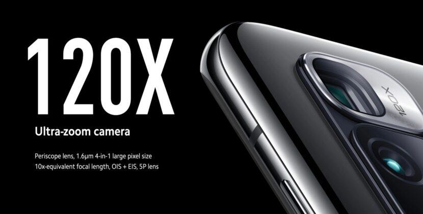 """Xiaomi Mi 10 Ultra już oficjalnie. """"Najlepszy zestaw aparatów mobilnych w historii"""""""